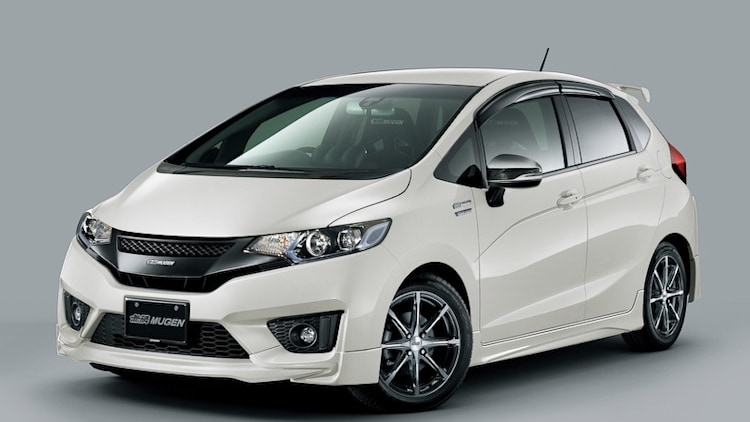 Honda Fit With Mugen Parts Photo Gallery - Autoblog