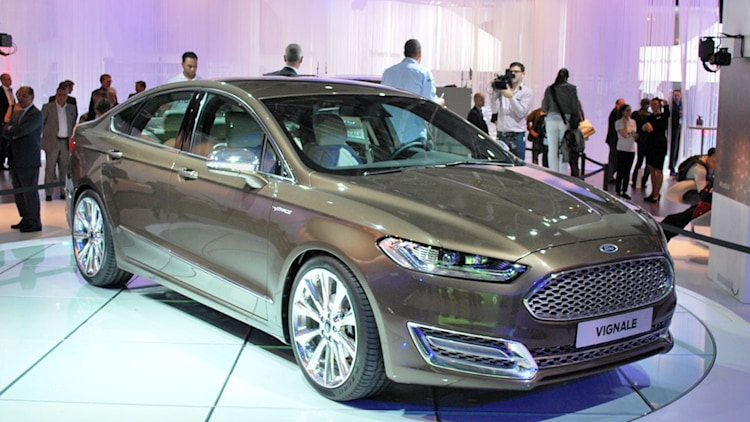 2015 ford mondeo vignale frankfurt 2013 photo gallery autoblog. Black Bedroom Furniture Sets. Home Design Ideas