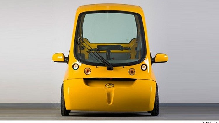 Kenguru Wheelchair-Accessible EV