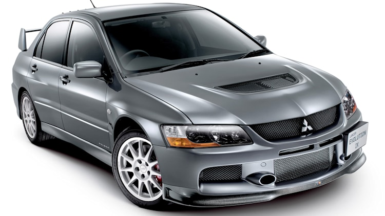 Mitsubushi Lancer Evolution IX MR FQ-360