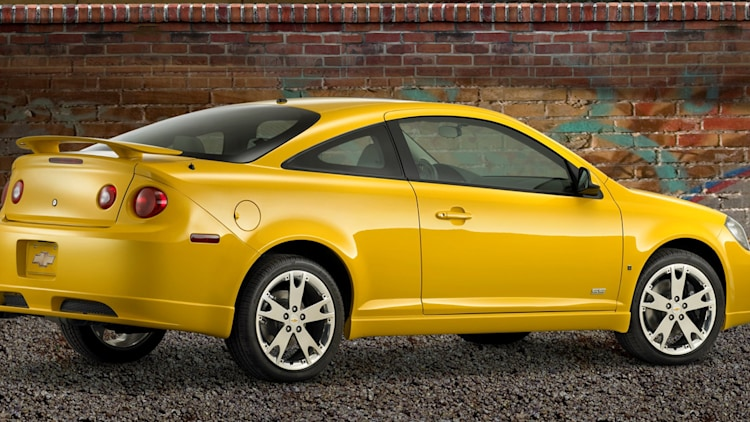 chevy prices cobalt ss coupe from 22 995. Black Bedroom Furniture Sets. Home Design Ideas