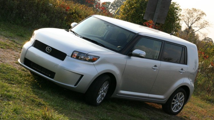 2008 scion xb reviews pictures and prices us news html. Black Bedroom Furniture Sets. Home Design Ideas