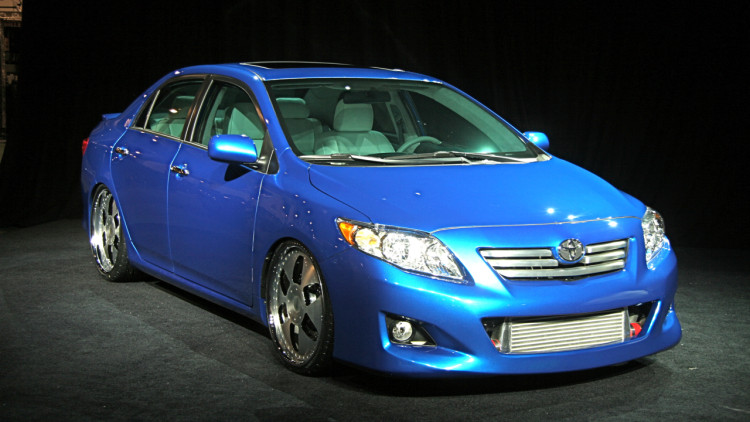 toyota won 39 t face recall for corolla unintended acceleration. Black Bedroom Furniture Sets. Home Design Ideas