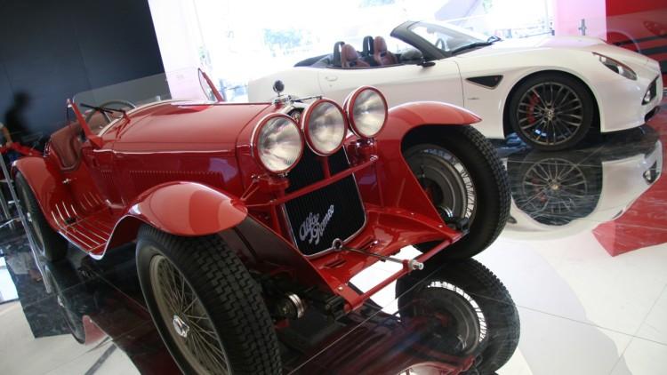 Alfa Romeo 8Cs