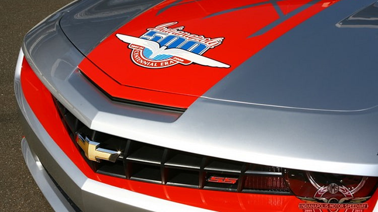 57814 moreover Pacecar together with Greenlight 12865 moreover 2007 Chevrolet Corvette Indy 500 Pace Car moreover La Historia Del Chevrolet Camaro MegaPost. on pacecar replicas