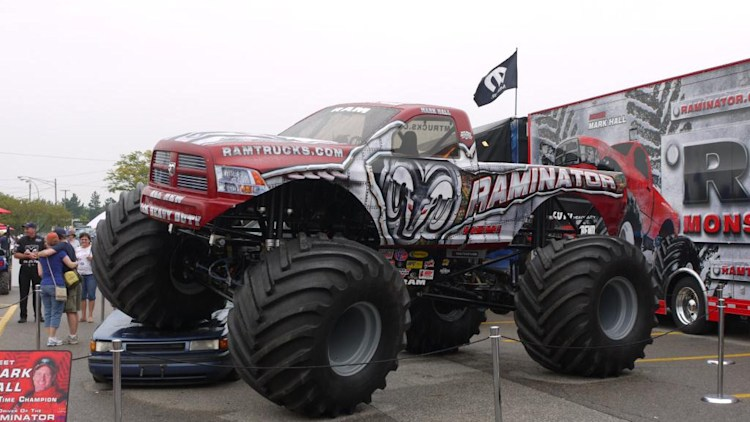 Dodge Ram Monster Truck