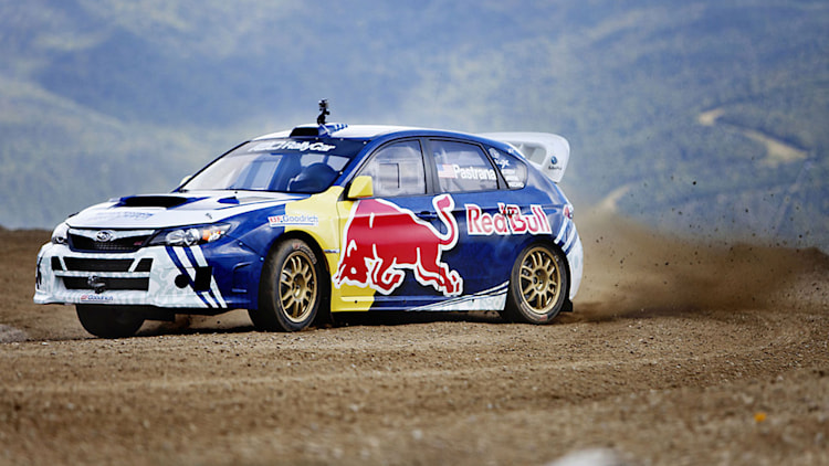 Travis Pastrana breaks Mt. Washington Auto Road record