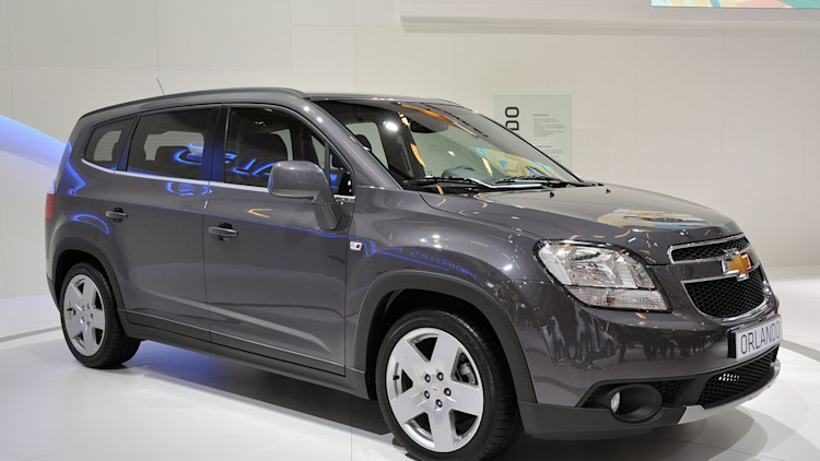 Paris 2010: Chevrolet Orlando