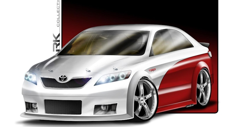 RK Collection Toyota Camry NASCAR Edition