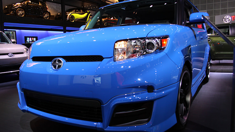 LA 2010: 2011 Scion xB Release Series 8.0