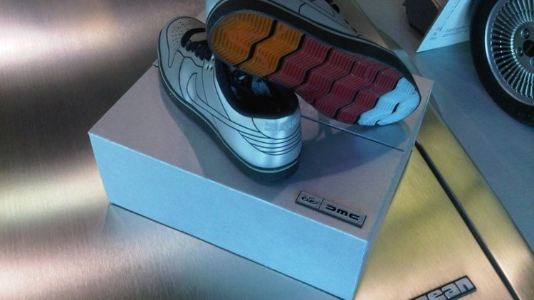 Nike Dunk 6.0 DeLorean Shoes