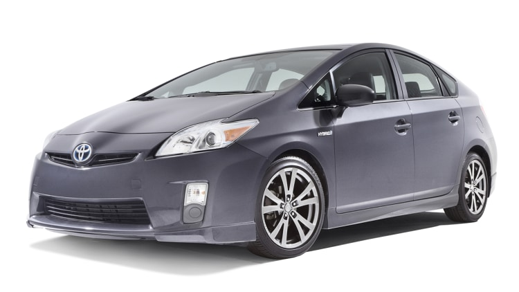 Toyota Prius Plus Performance Package