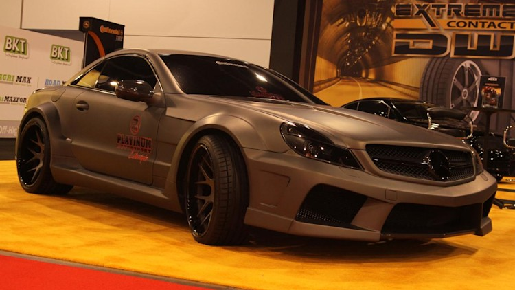 Platinum Motorsport Mercedes-Benz SL65 AMG