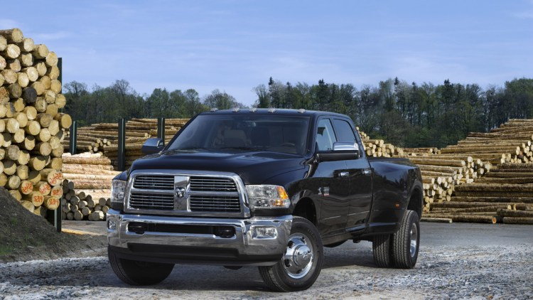 2011 Ram 3500 High Output