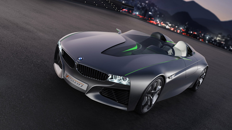 BMW Vision ConnectedDrive - Exterior (02/2011)