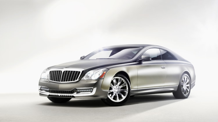 Xentatec Maybach Cruiserio right front