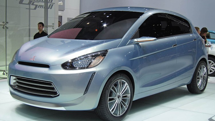 Mitsubishi Global Small Concept