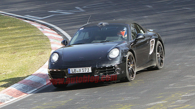 Will The New Porsche 911 Convertible Combine Canvas And