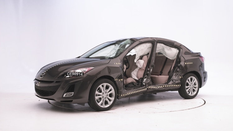 2011 Mazda3 Top Safety Pick