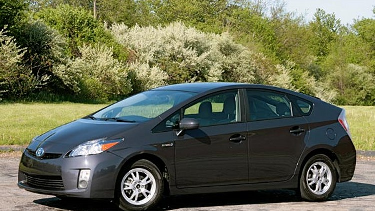 Review: 2010 Toyota Prius