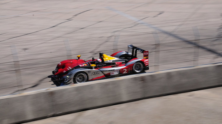 The 2011 59th Annual Mobil 1 Twelve Hours of Sebring