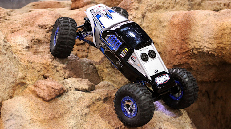 RCX 2011: Remote Control Rock Crawlers
