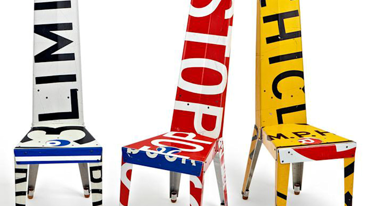 Boris Bally Transit Chairs