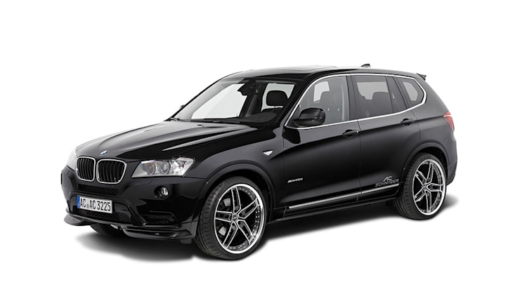 2012 BMW X3 by AC Schnizter