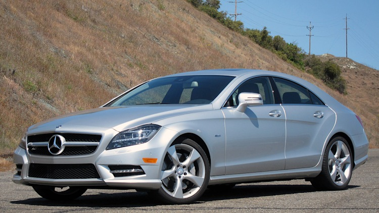 2012 mercedes benz cls550 first drive photo gallery for Mercedes benz c550 for sale