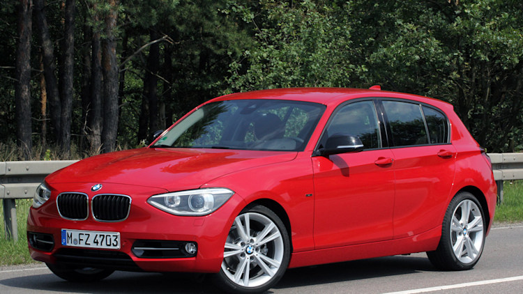 2012 BMW 1 Series Five-Door