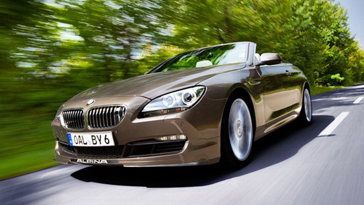 2012 BMW Alpina B6 Biturbo