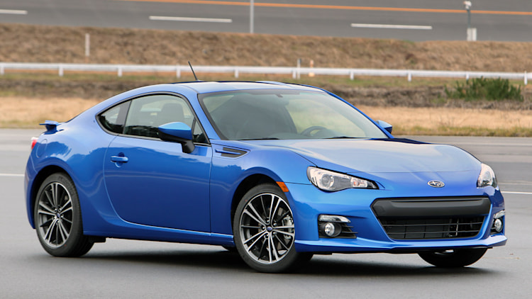 subaru brz scion fr s fuel economy numbers bubble up on. Black Bedroom Furniture Sets. Home Design Ideas