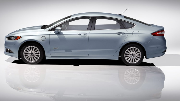 Ford Fusion 2013 Release Date 2013 Ford Fusion Energi to