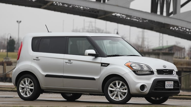 2012 Kia Soul Base 1.6L Eco