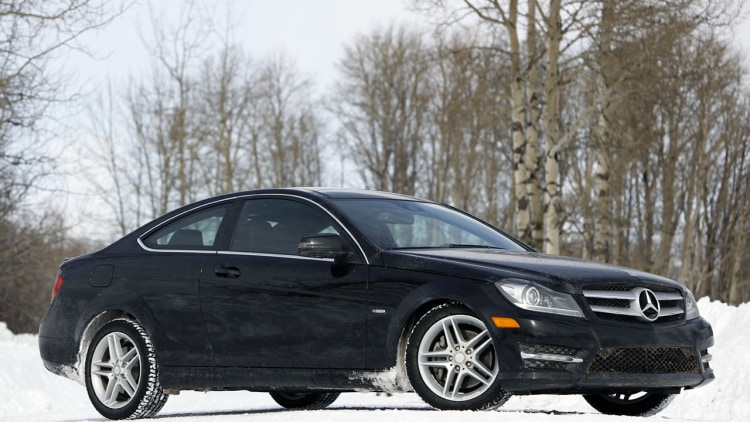 2012 Mercedes-Benz C350 4Matic