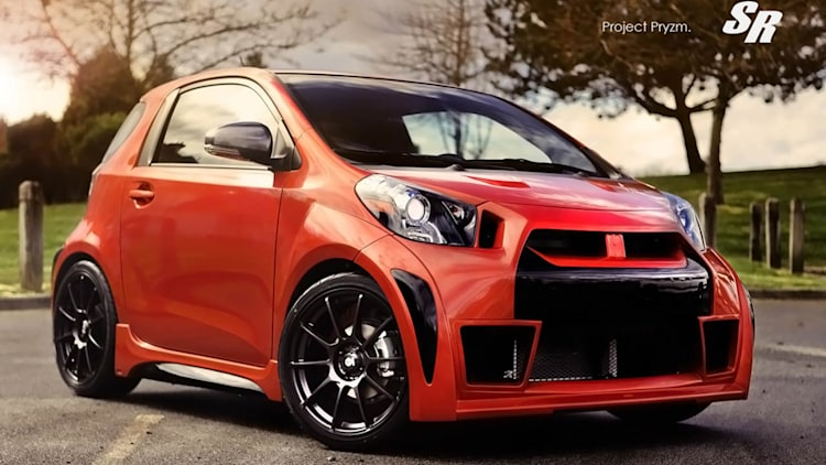SR Auto Group Project Pryzm Scion iQ
