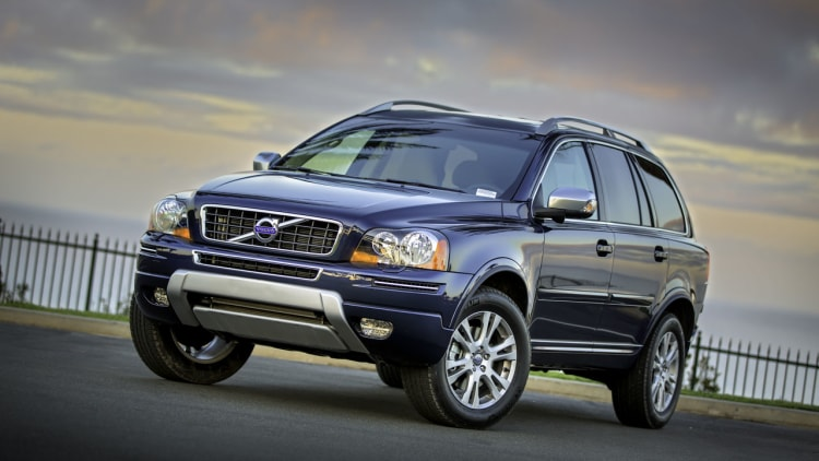 Volvo Certified Pre Owned >> 2013 Volvo XC90 Photo Gallery - Autoblog