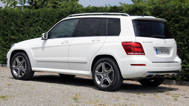mercedes benz glk coupe to get 2016 intro. Black Bedroom Furniture Sets. Home Design Ideas