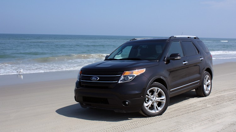 2013 ford explorer limited awd. Cars Review. Best American Auto & Cars Review
