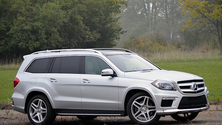 2013 mercedes benz gl550 review photo gallery autoblog for Mercedes benz 550 gl