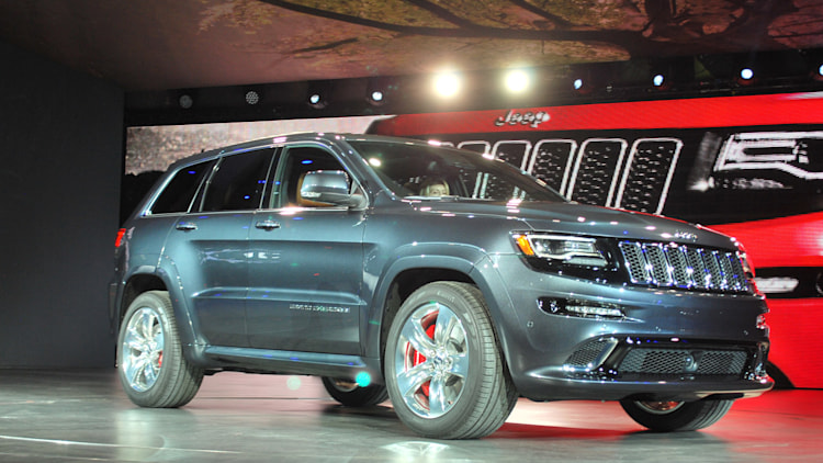 2014 jeep grand cherokee pricing leaks out. Black Bedroom Furniture Sets. Home Design Ideas