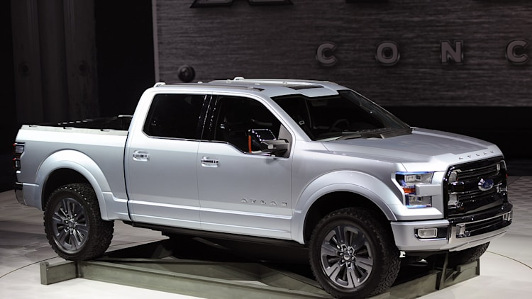 ford bringing production f 150 to detroit with atlas. Black Bedroom Furniture Sets. Home Design Ideas