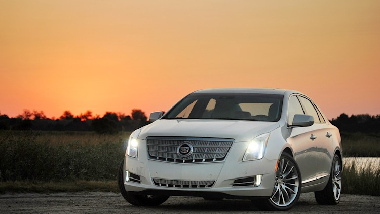 2013 cadillac xts review photo gallery autoblog. Black Bedroom Furniture Sets. Home Design Ideas