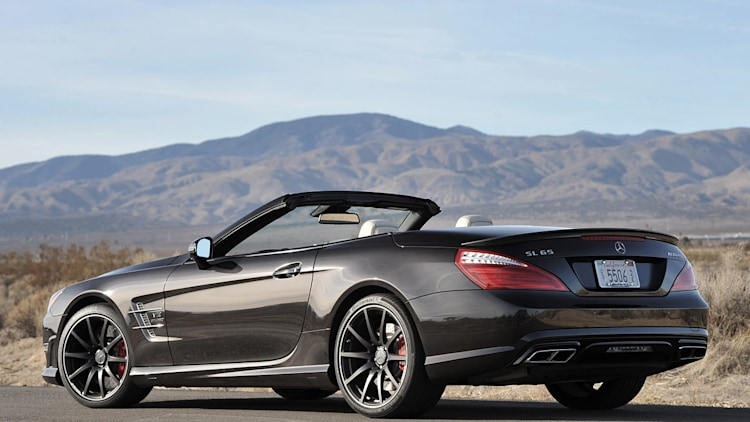 2013 mercedes benz sl65 amg quick spin photo gallery for 2013 mercedes benz sl65 amg for sale