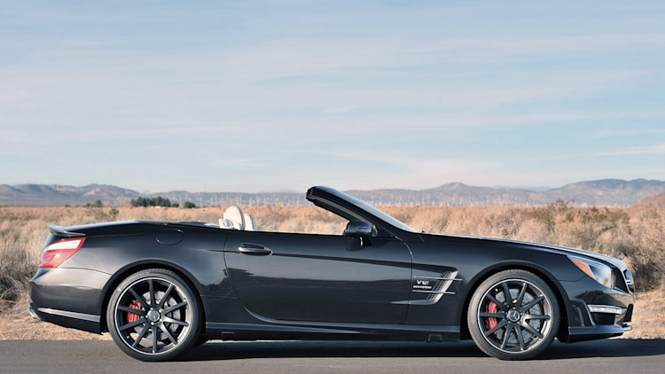 2013 mercedes benz sl65 amg quick spin photo gallery for Mercedes benz sl65 amg for sale