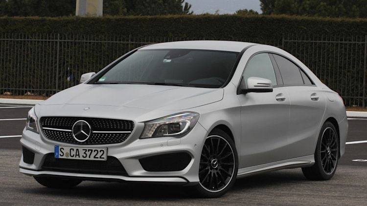 2014 mercedes benz cla 250 sport for Mercedes benz cla 250 sport for sale