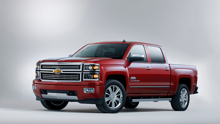 Pictures Gallery Of 2014 Chevrolet Silverado High Country