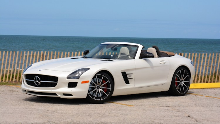 2013 mercedes benz sls amg gt roadster for Mercedes benz sls amg convertible for sale