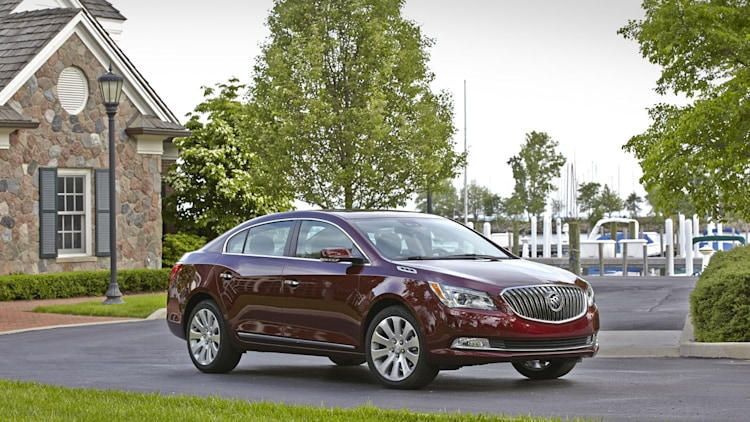 2014 buick lacrosse. Black Bedroom Furniture Sets. Home Design Ideas