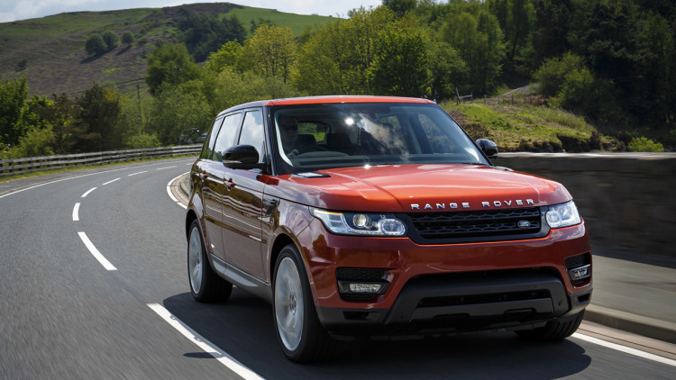 range rover sport and evoque rumored to get rs versions. Black Bedroom Furniture Sets. Home Design Ideas